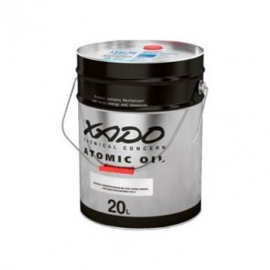 XADO ATOMIC OIL 10W-40 4T MA SuperSynthetic масло моторное синтетическое, 20л