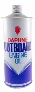 IDEMITSU Daphne Outboard Engine Oil 2-Cycle Oil TC-W3 моторное масло, 1л