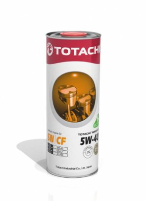TOTACHI NIRO™ LV SYNTHETIC 5W-40 SN/CF синтетическое моторное масло, 1л