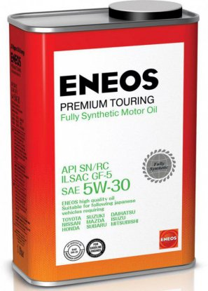 ENEOS Premium Touring Fully Synthetic Motor Oil SN 5W-30 масло моторное синтетическое, 0,94л